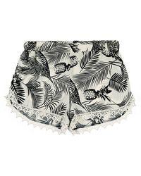 Bikini.com Pineapple Shorts