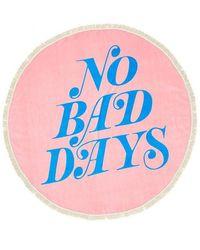 Ban.do No Bad Days Giant All Around Towel - Blue