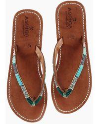 Aspiga Naisha Sandals - Green
