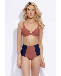 Verónika Pagán - Swell Bikini Top - Lyst