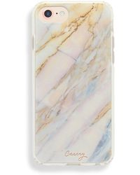 Casery Shatter Marble Iphone 6/7/8 - Multicolour