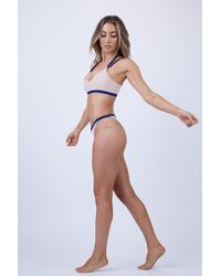 Peixoto Kata Latin High Cut Bikini Bottom - Multicolour