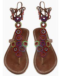 Aspiga Kalifi Sandals - Multicolour