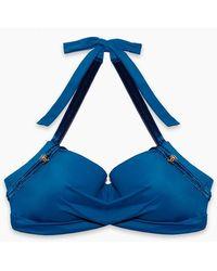 Marlies Dekkers - Velvet Kiss Big Bust Balcony Bikini Top - Lyst