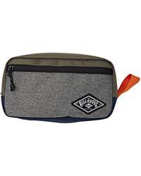 Billabong Wayfare Dopp Kit - Gray