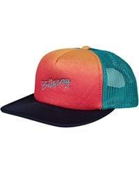 Billabong Eighty Six Trucker Hat - Multicolor