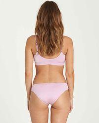 Billabong Sol Searcher Lowrider Bikini Bottom - Multicolor