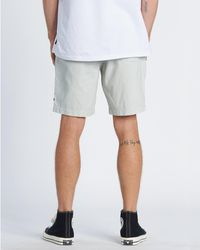 Billabong Larry Layback Corduroy Shorts - Multicolor