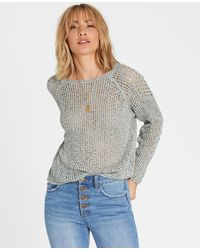 Billabong - See Ya Soon Sweater - Lyst