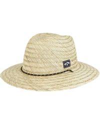 Billabong Nomad Straw Hat - Natural