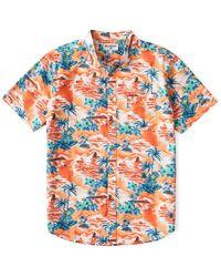 Billabong Sundays Hawaii Short Sleeve Shirt - Multicolor