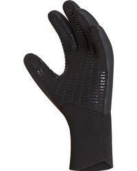 Billabong 5mm Furn Carb Glove - Black