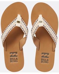 Billabong Baja Sandal - Brown