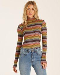Billabong Let It Stand Top - Multicolor