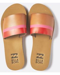 Billabong One Way Slide Sandal - Multicolor