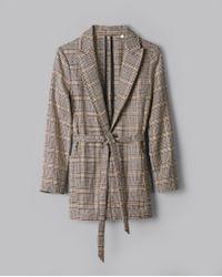 Billy Reid - Wrap Jacket - Lyst