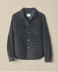 Billy Reid - Michael Shirt Jacket - Lyst