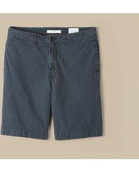 Billy Reid - Clyde Cotton Shorts - Lyst