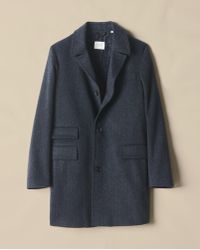 Billy Reid - Astor Coat - Lyst