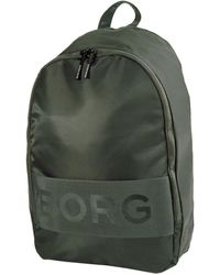 Björn Borg - Coco Backpack 15l Army Green - Lyst