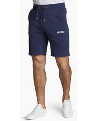 Björn Borg Borg Sport Shorts Peacoat - Blauw