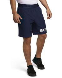 Björn Borg Borg Shorts Peacoat - Blauw