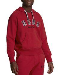 Björn Borg Borg Sport Hood Jester Red - Rood