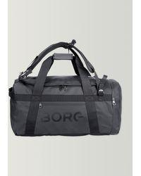 Björn Borg Borg Duffel Bag 55l Black - Zwart