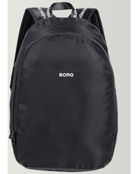 Björn Borg Coco Backpack 18l Black - Zwart