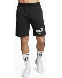 Björn Borg Centre Shorts Black Beauty - Zwart