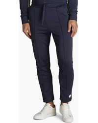 Björn Borg Todd Track Pants Peacoat - Blauw