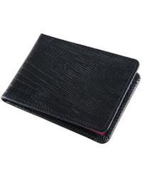 Black.co.uk - Corporate Branded Ladies' Travel Card Holder - Lyst