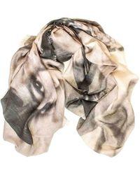 Black.co.uk Yuvraj Cashmere And Silk Scarf - Multicolour