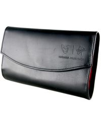 Black.co.uk - Corporate Branded Leather Jewellery Roll - Lyst