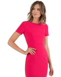 Black Halo Jodee Sheath - Pink