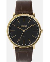 Breda - Breuer _ Silver / Brown - Lyst