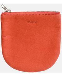 BAGGU - U Pouch_s_warm Red - Lyst
