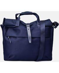Nanamica Briefcase - Blue