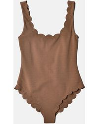 Marysia Swim - Palm Springs Maillot_toffee - Lyst