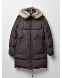 Parajumpers Women Light Long Bear 682 Old Timber - Multicolor