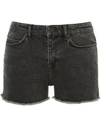 BLK DNM - Jeans Short 16 Chase Grey - Lyst