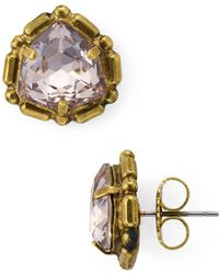 Sorrelli Primula Stud Earrings - Multicolour