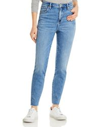 Jag Jeans Viola High - Rise Skinny Jeans - Blue