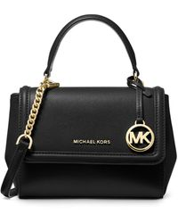 MICHAEL Michael Kors Jet Set Extra - Small Crossbody - Black