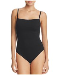 Gottex - Square Neck One Piece Swimsuit - Lyst