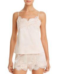 Homebodii Olivia Camisole & Shorts Pajama Set - Multicolor