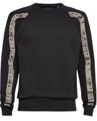 G-Star RAW - G - Star Raw Raglan Tape Sweatshirt - Lyst