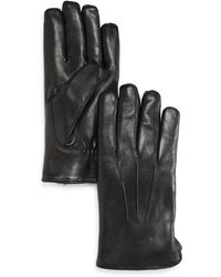 Bloomingdale's - Fur - Lined Gloves - Lyst
