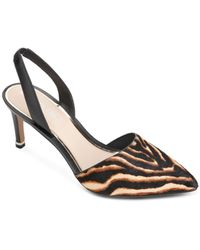 Kenneth Cole Women's Riley Slingback Pumps - Multicolor