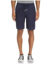Vilebrequin - Solid Drawstring Shorts - Lyst
